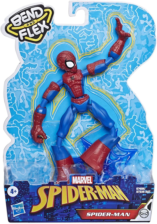 Marvel Homem Aranha  - Bend And Flex - Spider - Man - Hasbro