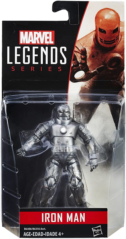 Marvel Legends Series  3.75 - Iron Man  - Original Hasbro