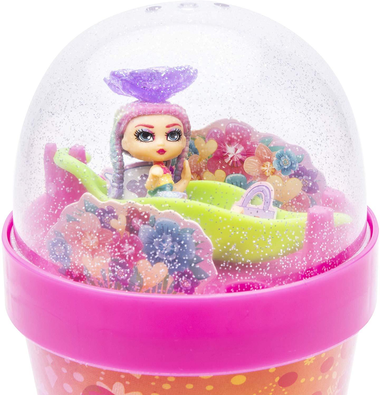 Mini Boneca Surpresa - Awesome Bloss'ems Dolls - Sunny