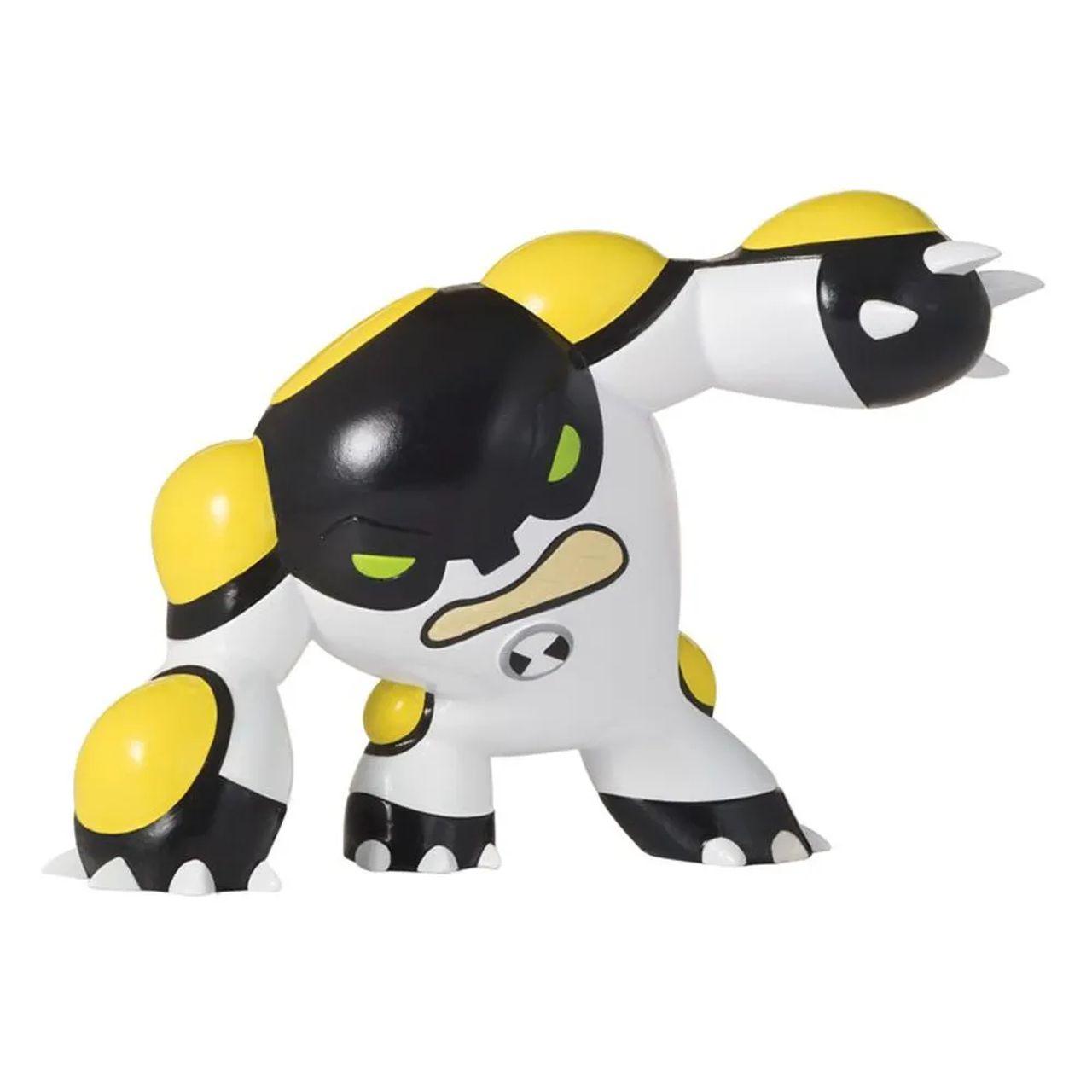 Mini Figuras Ben 10 - Boneco Bala de Canhão - Original Sunny