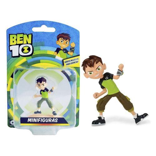 Mini Figuras - Ben 10 - Boneco Ben Tennyson - Original