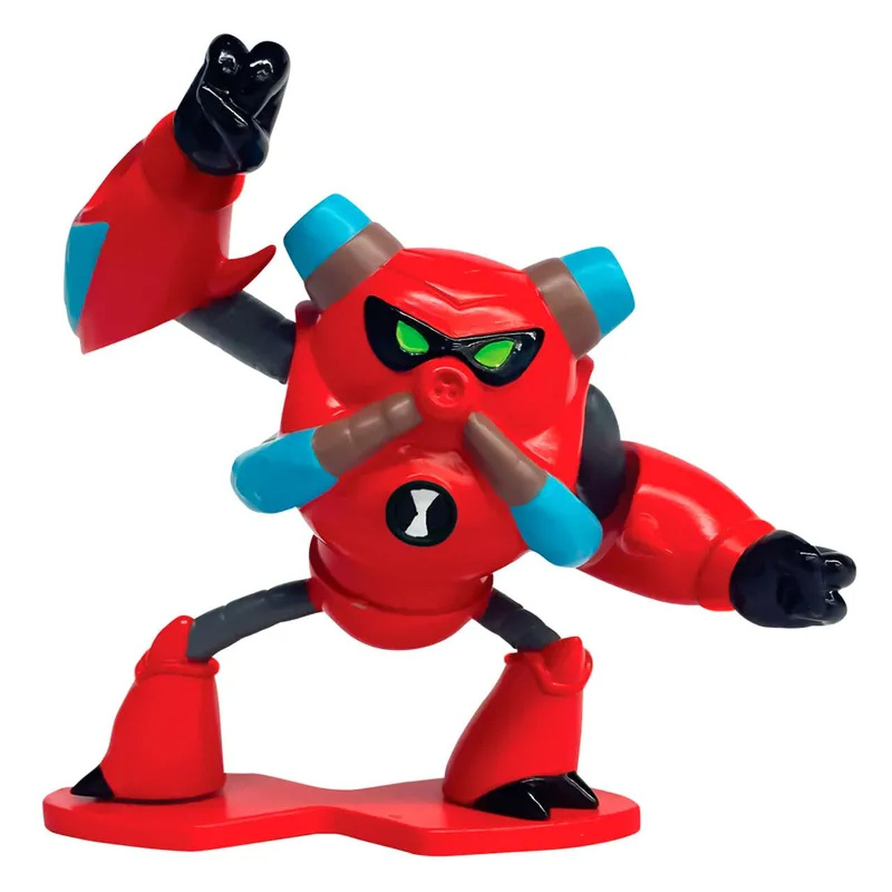 Mini Figuras - Ben 10 - Boneco Enxurrada - Original Sunny