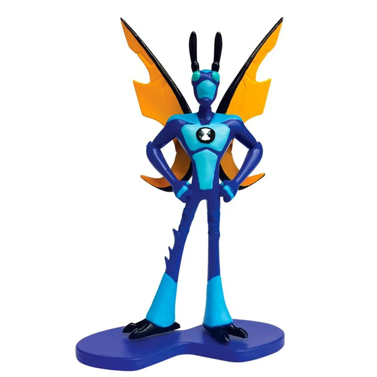 Mini Figuras Ben 10 - Boneco Insectóide - Original Sunny