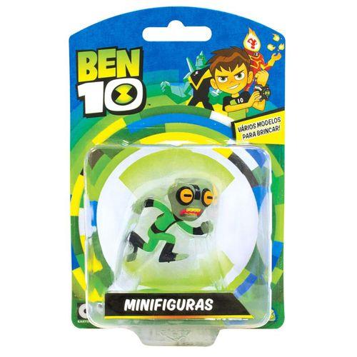 Mini Figuras Ben 10 - Boneco Massa Cinzenta - Original Sunny