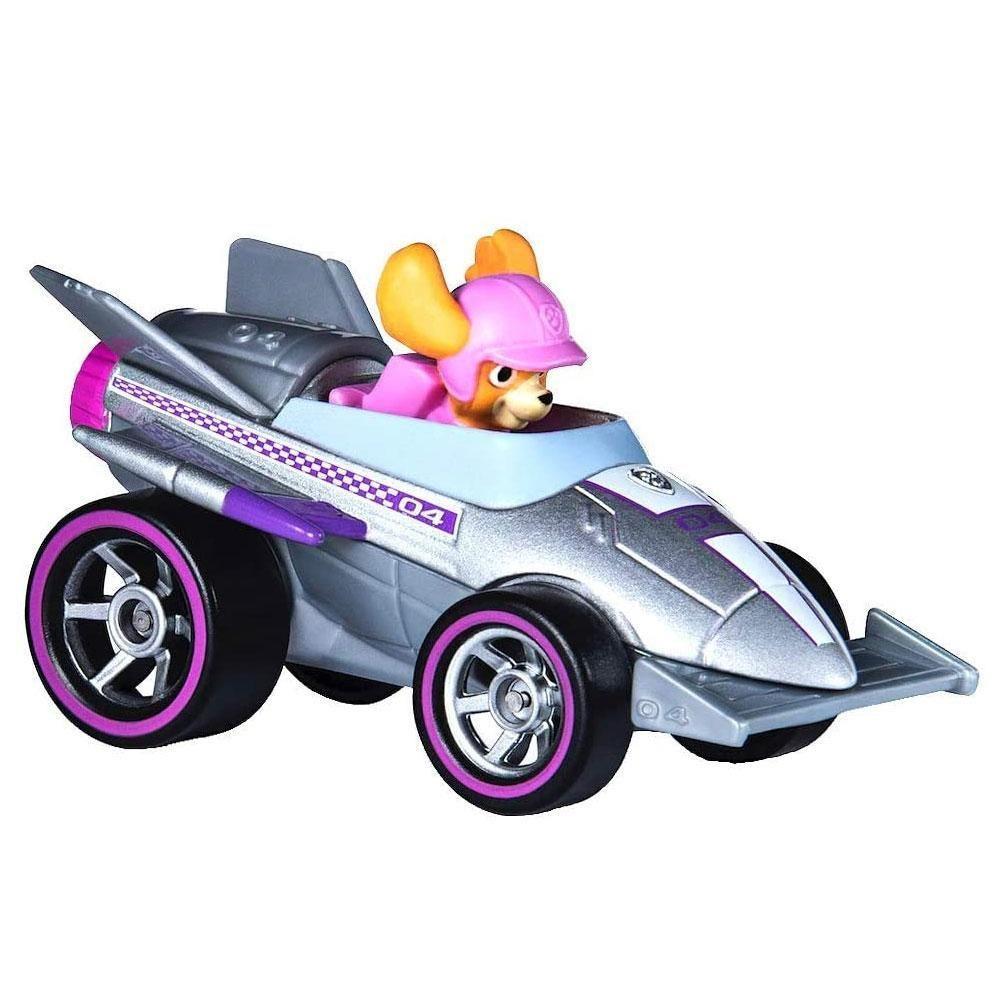 Mini Veiculo Patrulha Canina - Metal Ready Race Rescue - Skye - Sunny