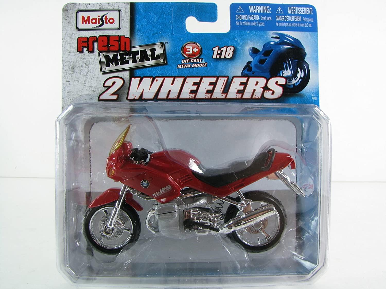 Miniatura Bmw R 1100 RS - 2 Wheelers Fresh Metal - Maisto 1:18