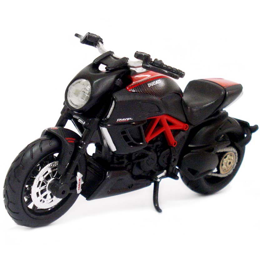 Ducati Diavel Carbon - 2 Wheelers Fresh Metal - Maisto 1:18