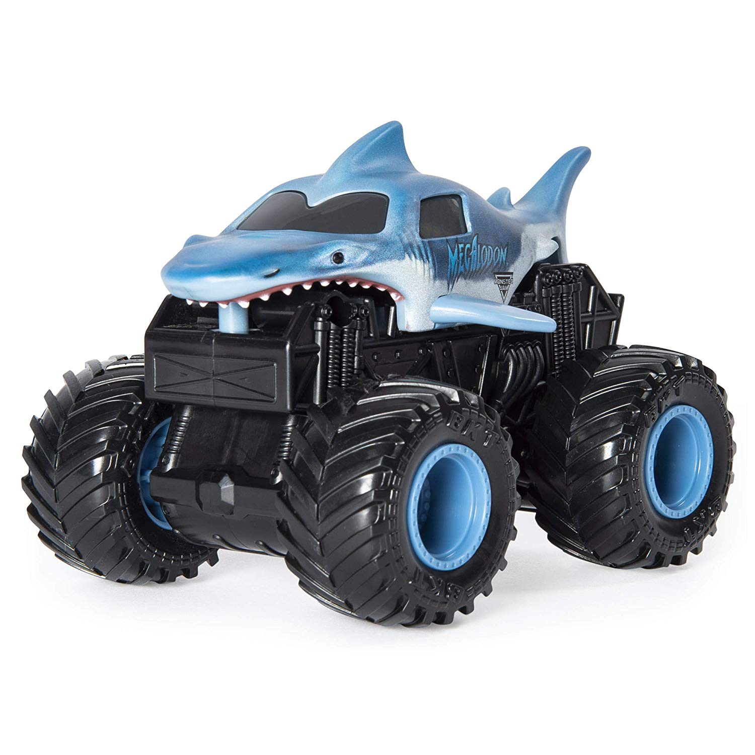Monster Jam - Megalodon com Som - Escala 1:43 - Original