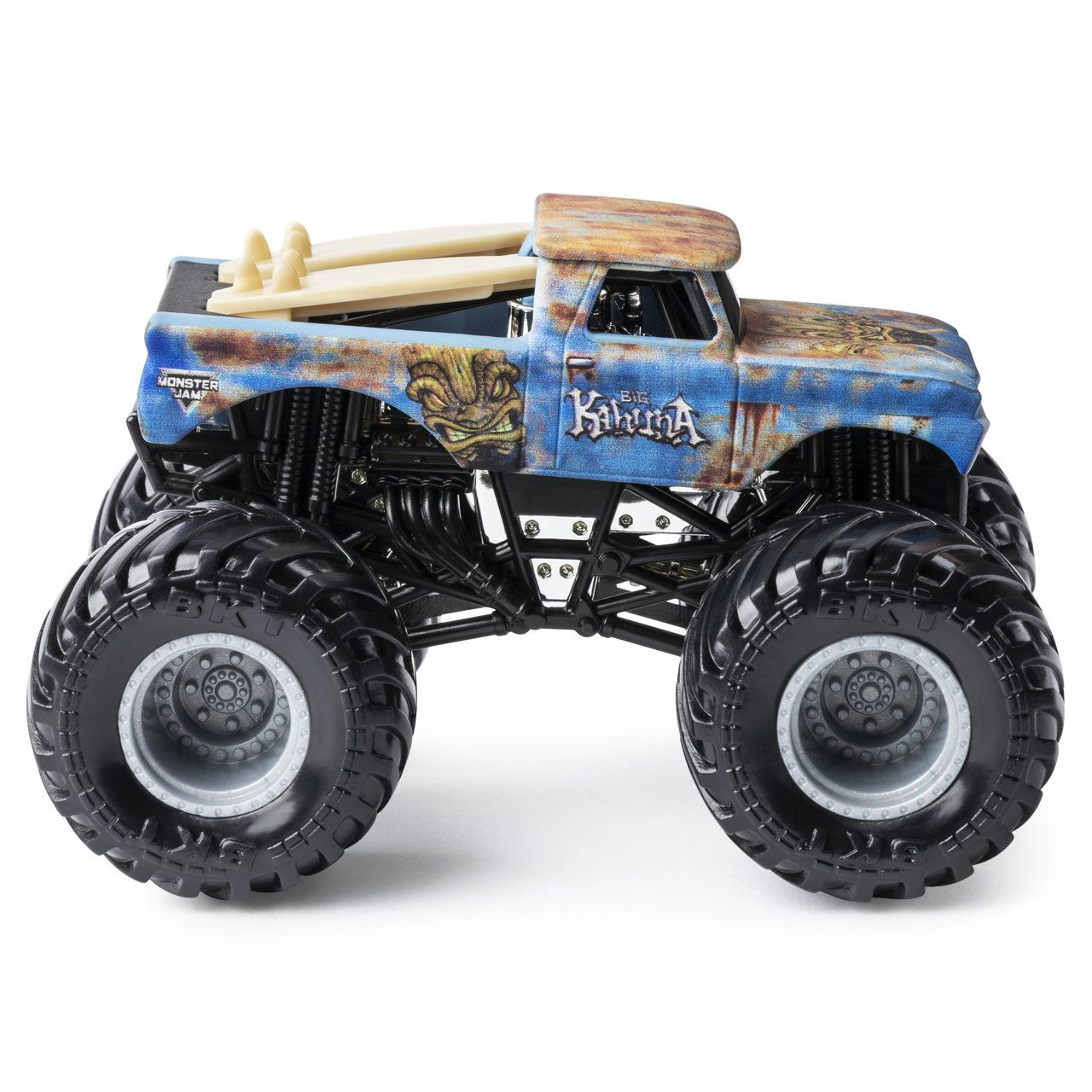 Monster Jam Truck - Big Kahuna - Escala 1:64 - Original