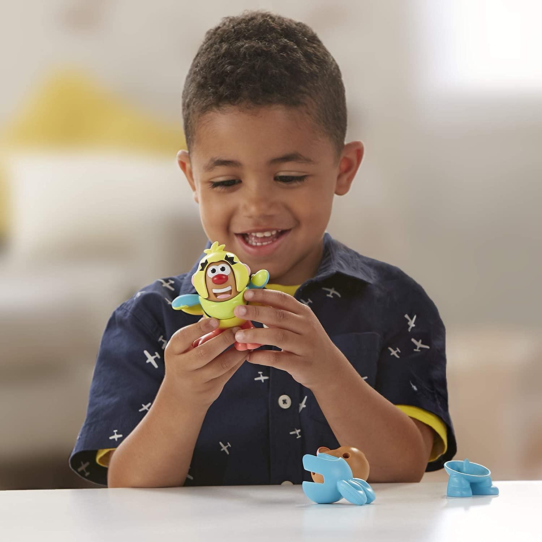 Mr. Potato Head Pack com 4 Mini Figuras de Toy Story - Hasbro E3065