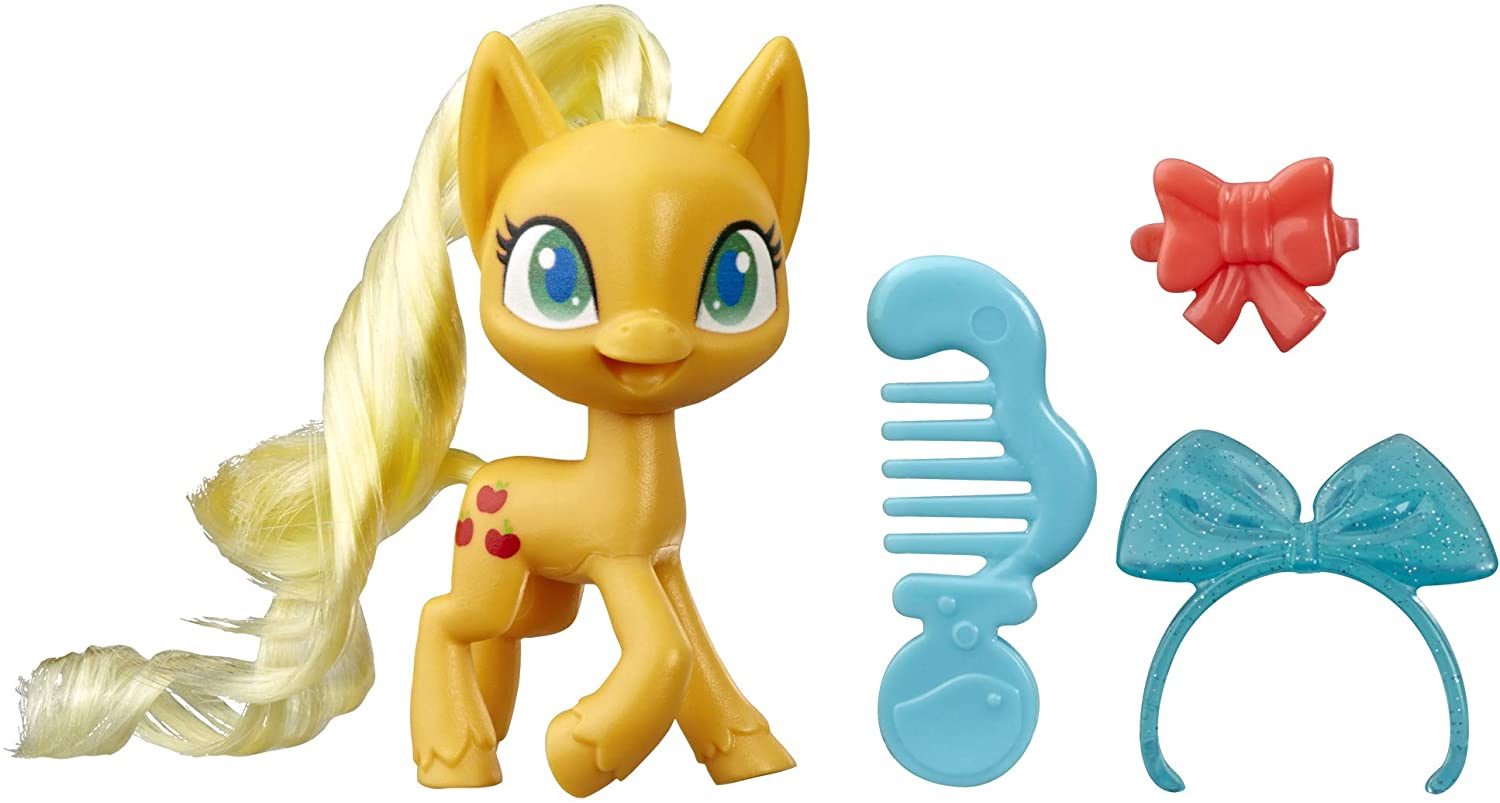 My Little Pony Applejack - Mini Figura - Hasbro Original E9153