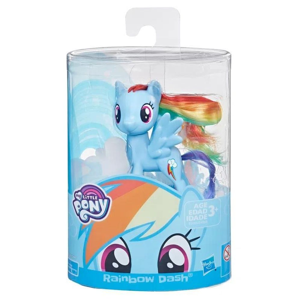 My Little Pony - Rainbow Dash- Hasbro Original E4966