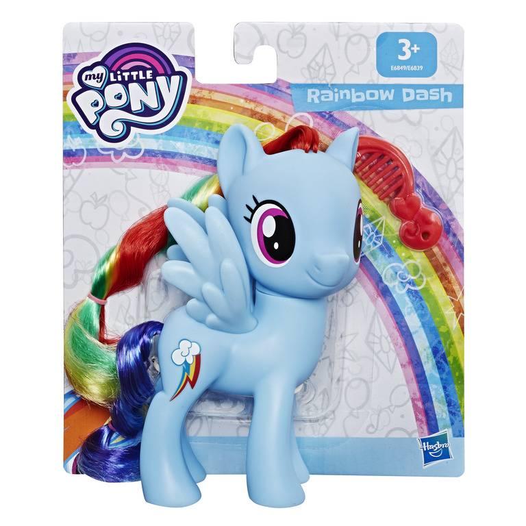 My Little Pony - Rainbow Dash - Hasbro Original E6839