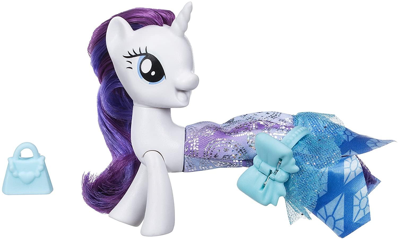 My Little Pony - Rarity - Moda Terrestre e Marinha - Hasbro