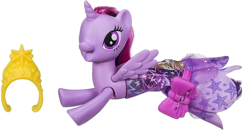 My Little Pony - Twilight Sparkle - Moda Terrestre e Marinha