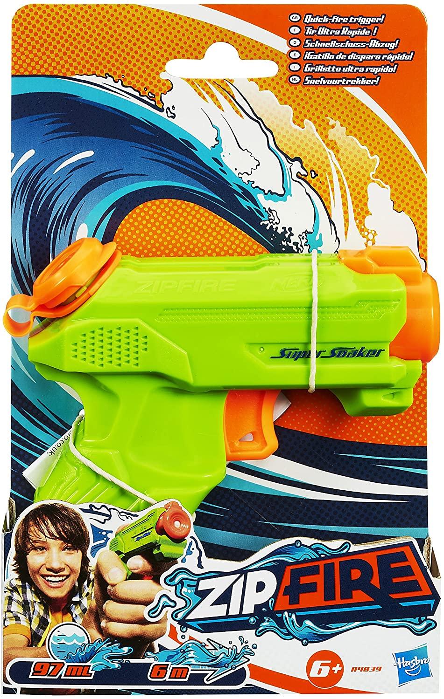 Nerf Lançador de Água - Super Soaker Zipfire - Hasbro