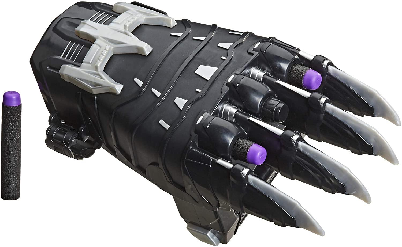 Nerf Lançador Marvel - Garra Pantera Negra - Hasbro E7372