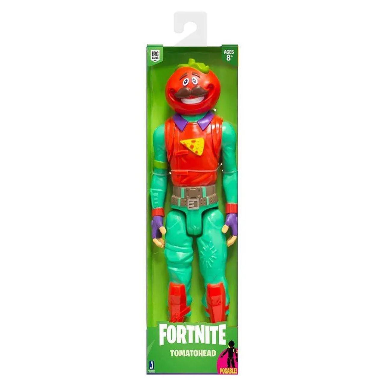 Novo Fortnite - Figura Boneco Tomatohead - 30 cm - Original