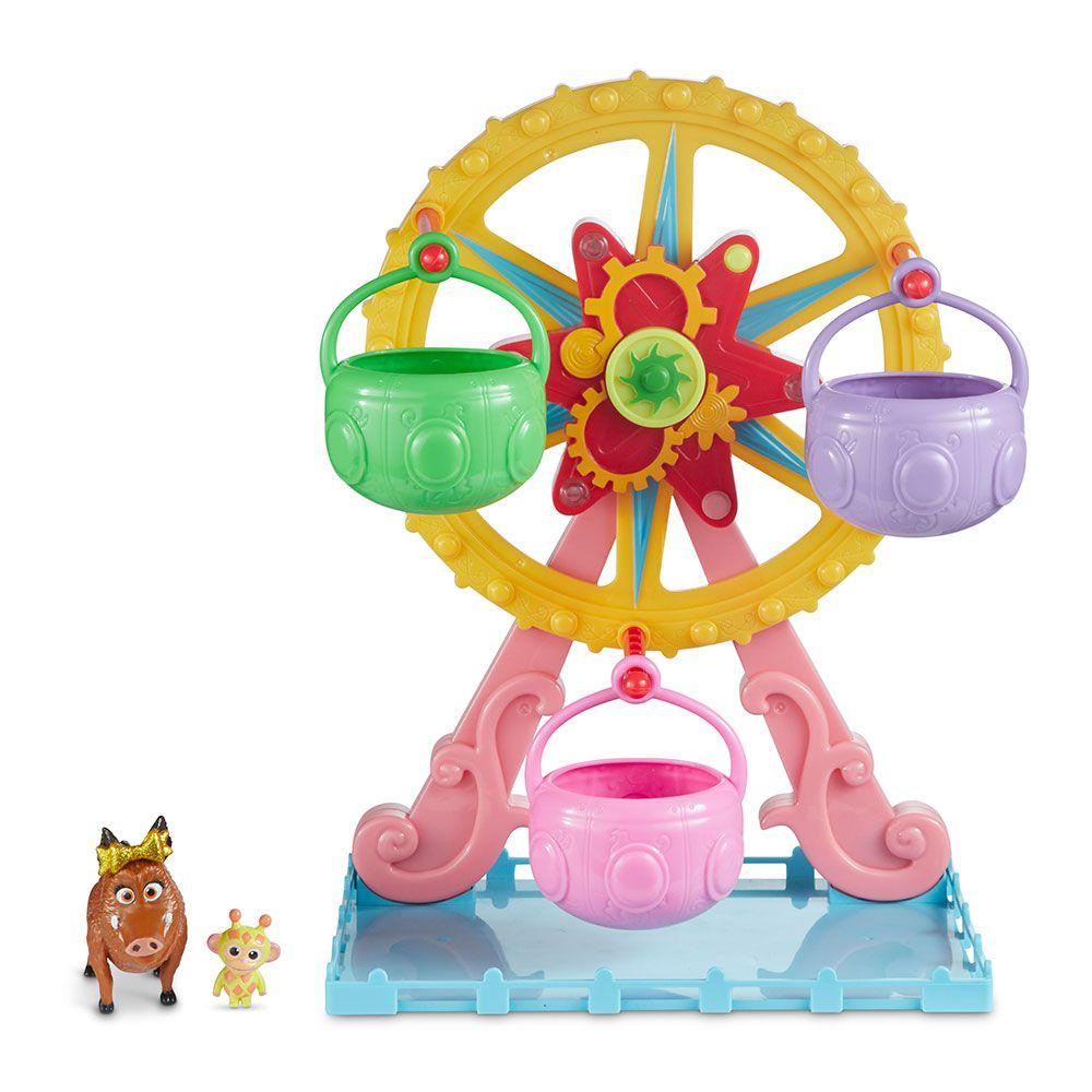 O Parque dos Sonhos - Roda Gigante com 2 Bonecos - Original