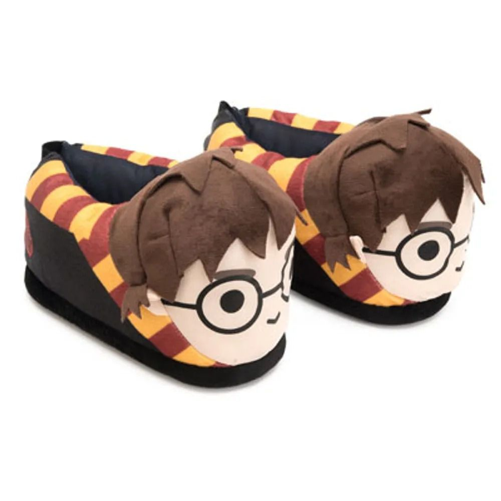 Pantufa Harry Potter 3D - Original Ricsen - Anti Derrapante
