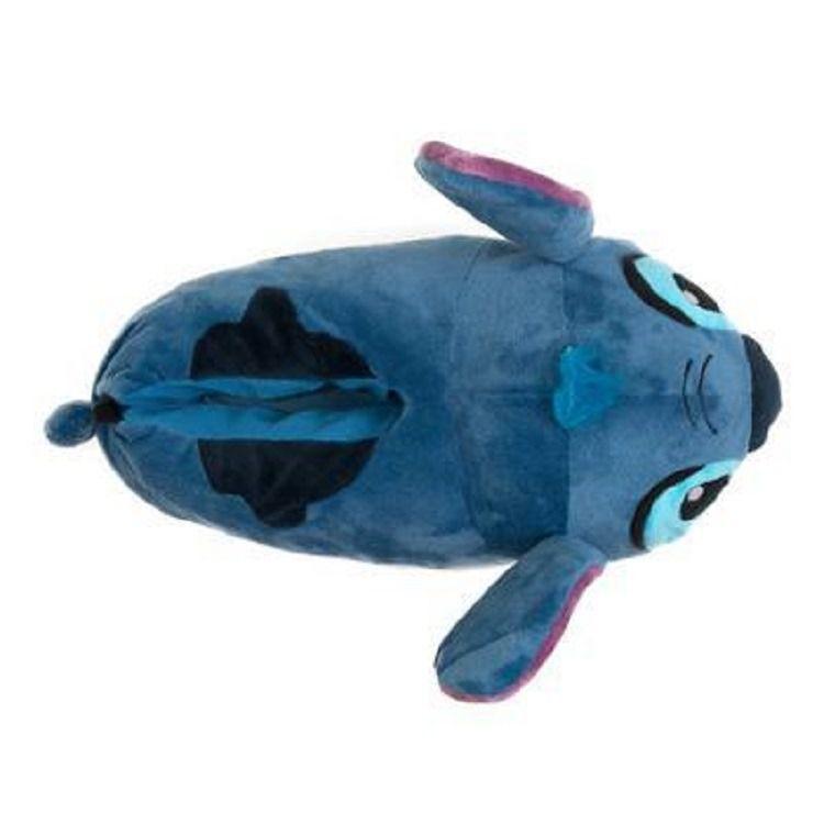 1294788669c753 Pantufa Stitch 3D - Original Ricsen Disney - Anti Derrapante