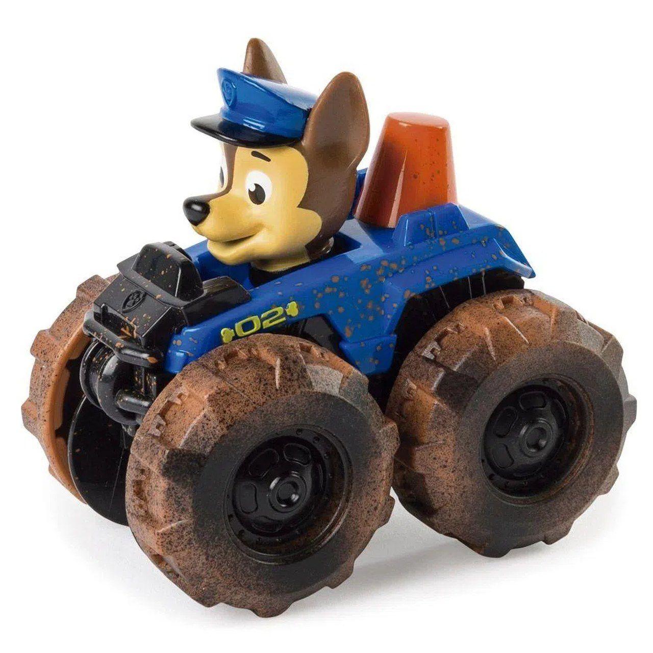 Patrulha Canina - Carrinho - Chase Truck - 10 cm - Sunny