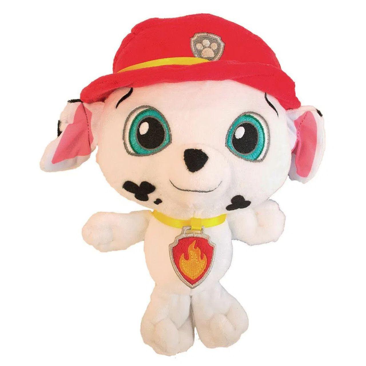 Patrulha Canina - Pelúcia Baby - Marshall 25cm Original Suny