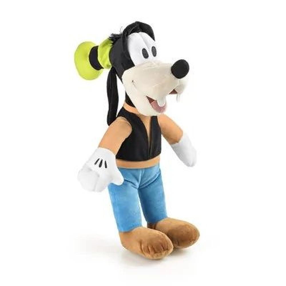 Pelúcia Pateta Com Som  - Disney  - Tam 33cm - Multikids