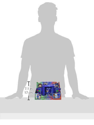 PJ Masks - Kit Tranformação - Menino Gato - Original DTC