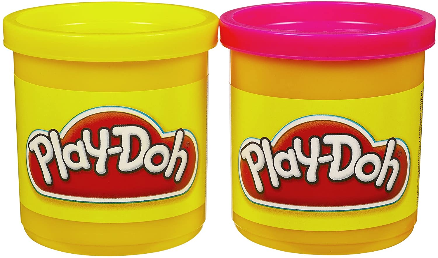 Play-Doh 2 Potes de Massinha - Hasbro 23655