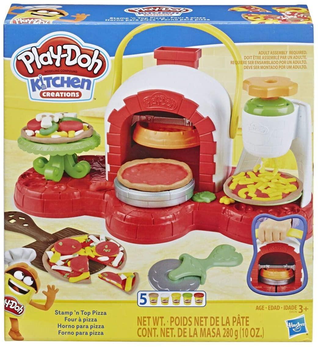 Play-Doh Massinha  - Forninho de Pizza - Hasbro Original