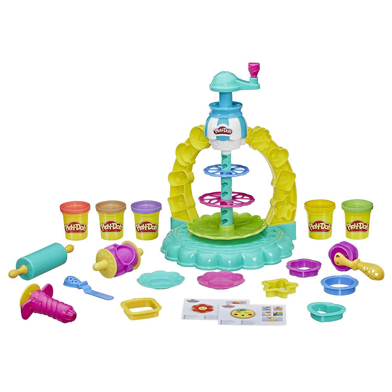 Play-Doh Massinha  - Festival De Cookies  - Hasbro Original E5109