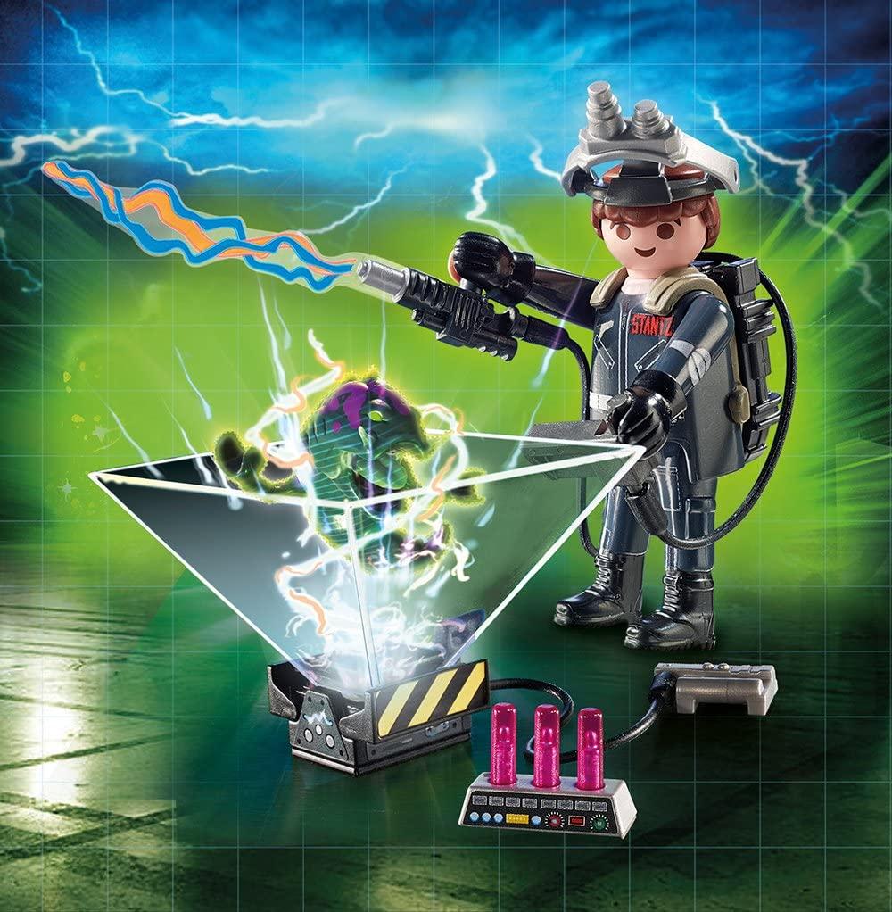 Playmobil Ghostbusters 2 - Stantz - 26 peças  - Sunny 9348