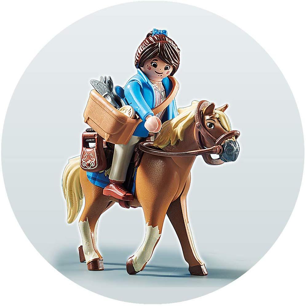 Playmobil O Filme - Marla com Cavalo - 26 Peças - Sunny