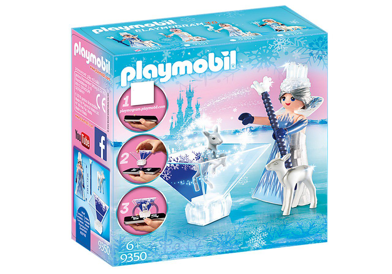 Playmobil - Princesa Cristal No Gelo - 9350 Original