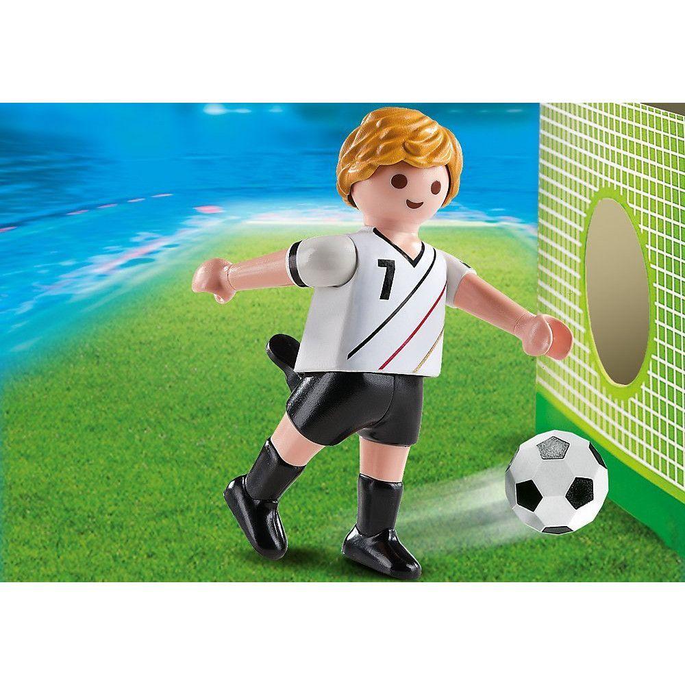Playmobil Sports e Action - Jogador de Futebol da Alemanha - Sunny Original 4729