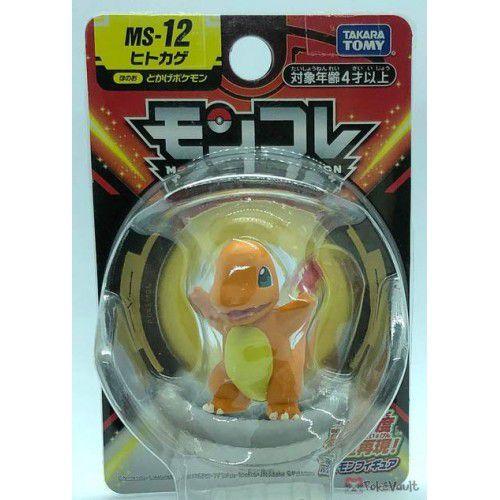 Pokemon - Charmander MS-12 - Monster Collection - Takara Tomy