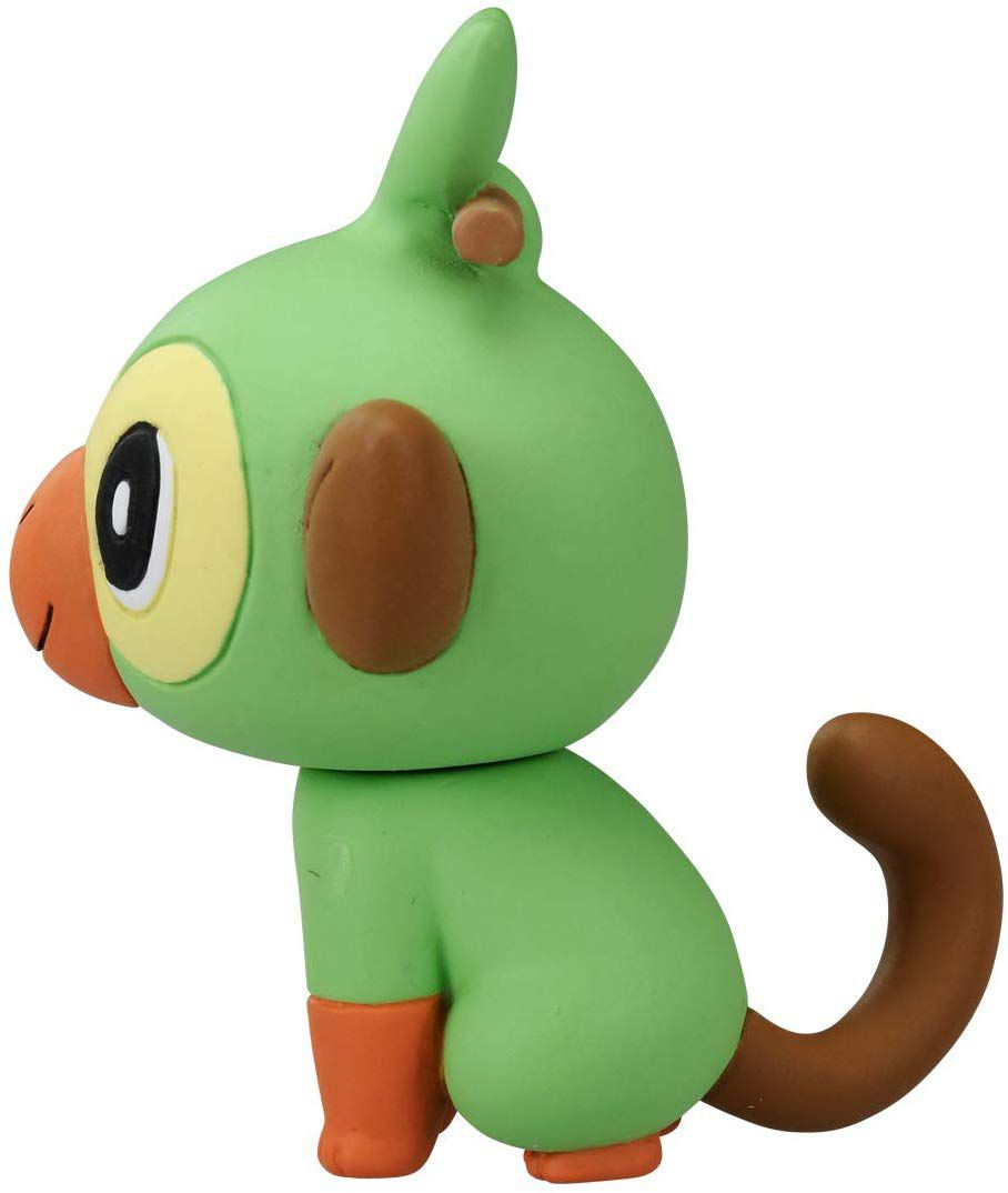 Pokemon - Grookey MS-03 - Monster Collection - Takara Tomy