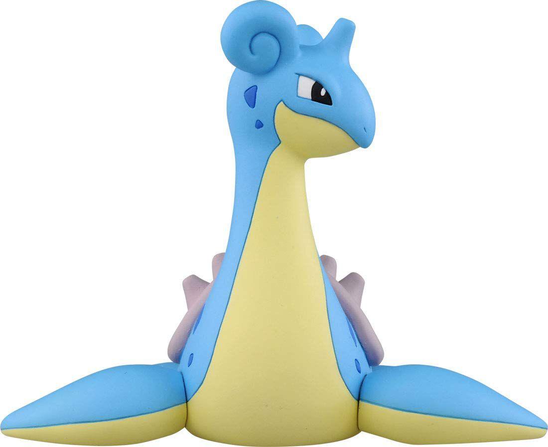 Pokemon Lapras - EHP-06 - Monster Collection - Takara Tomy