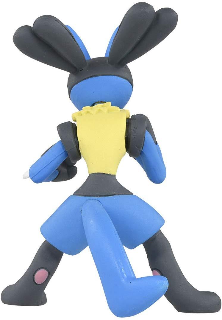 Pokemon - Lucario MS-10 - Monster Collection - Takara Tomy