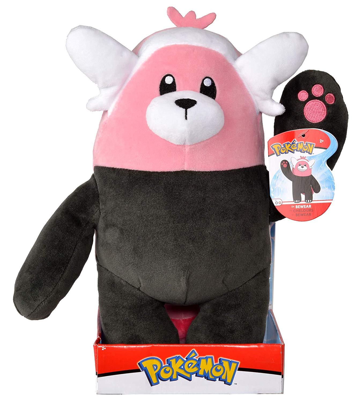 Pokemon Pelúcia Oficial - Bewear - 30 cm - Original DTC
