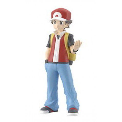 Pokemon Scale World Kanto - Figura Red - Original Bandai