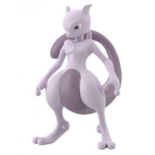 Pokemon Scale World Kanto - Mewtwo - Original Bandai