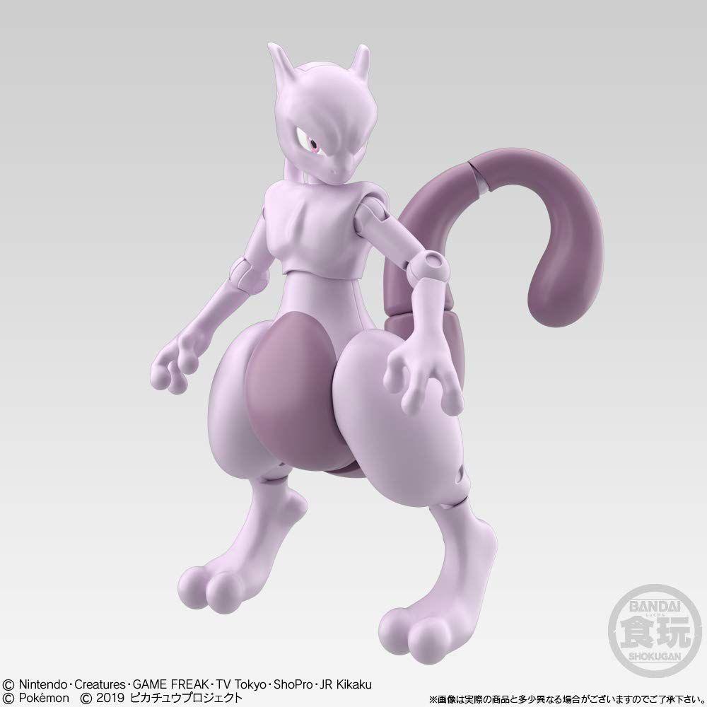 Pokemon Shodo - Mewtwo - Filme Mewtwo Contra Ataca - Bandai