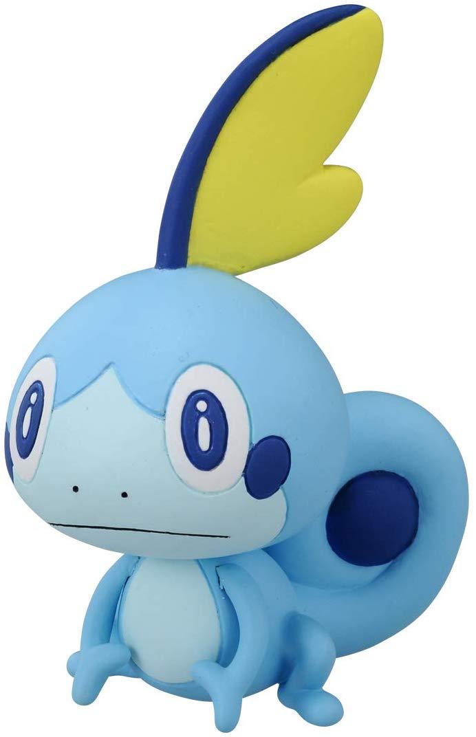 Pokemon - Sobble MS-05 - Monster Collection - Takara Tomy
