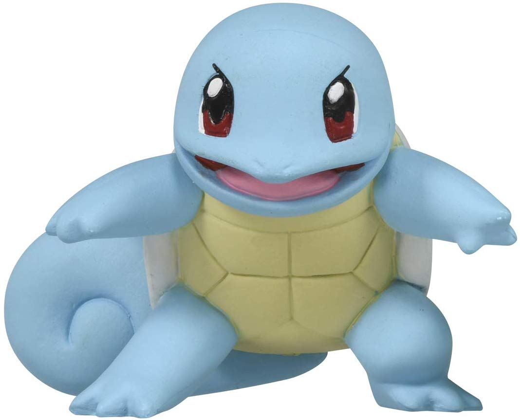 Pokemon - Squirtle MS-13 - Monster Collection - Takara Tomy