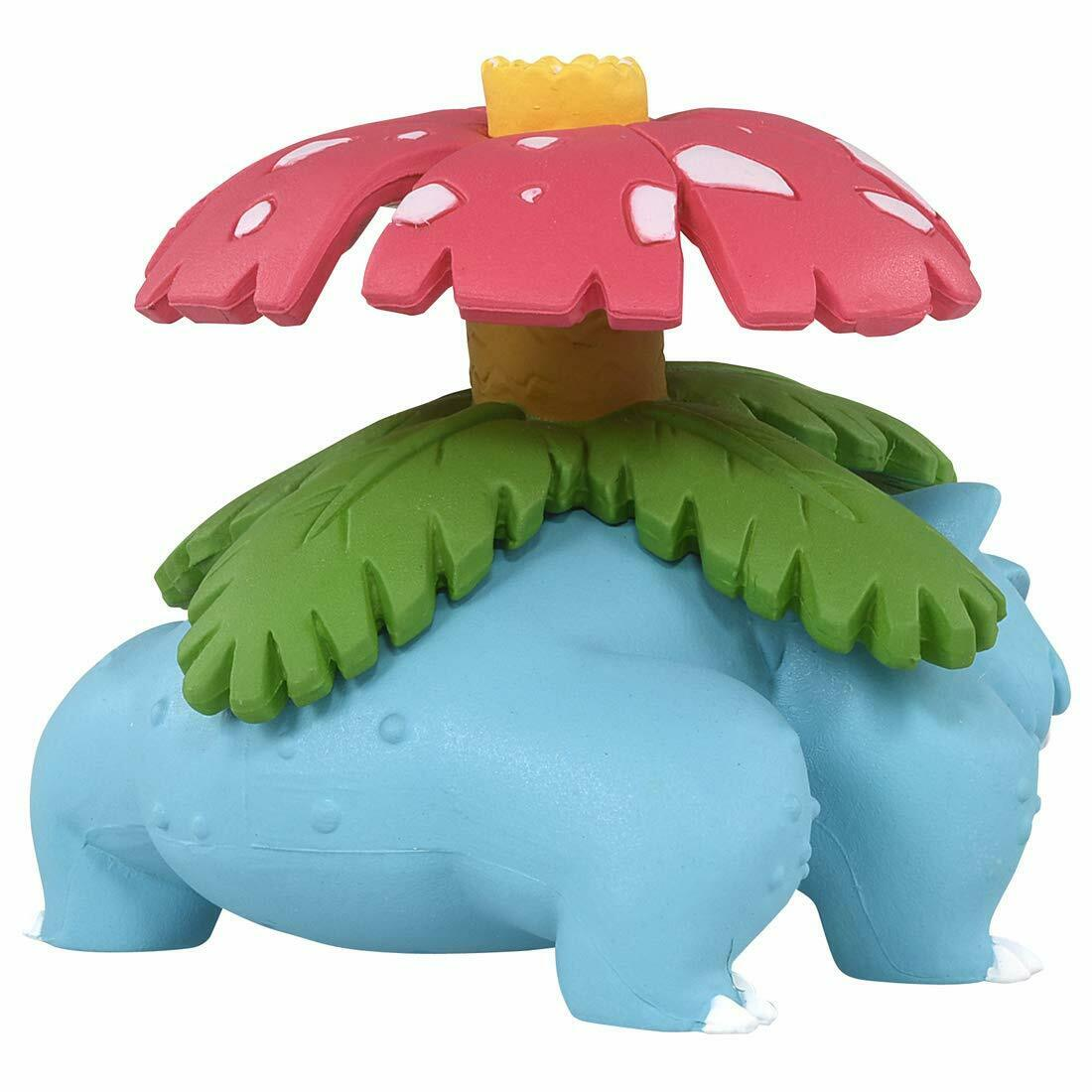 Pokemon - Venusaur MS-14 - Monster Collection - Takara Tomy