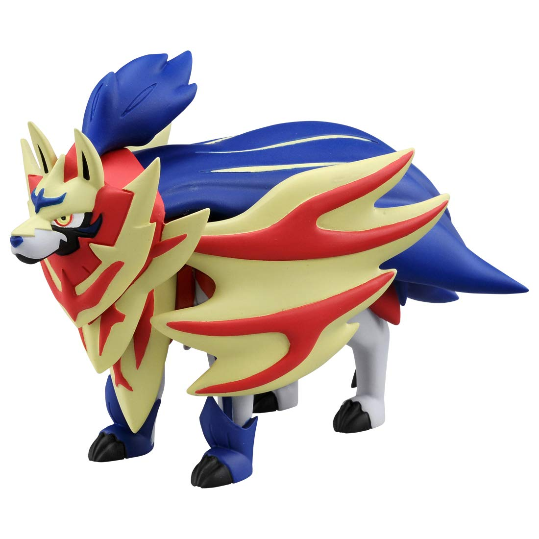 Pokemon - Zamazenta Ml-19 - Monster Collection  - Takara Tomy