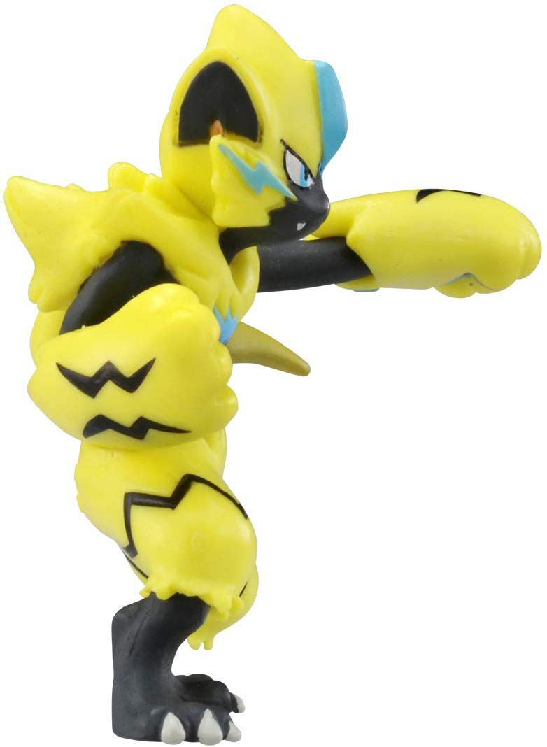 Pokemon - Zeraora MS-09 - Monster Collection - Takara Tomy