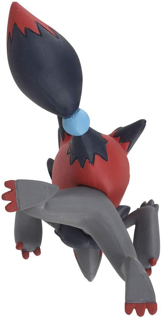 Pokemon - Zoroark MS-18 - Monster Collection - Takara Tomy